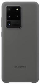 Samsung Silicone Back Case For Samsung Galaxy S20 Ultra Grey