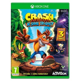 Žaidimas Crash Bandicoot N. Sane Trilogy, Xbox One