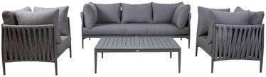 Bremen Garden Furniture Set Gray