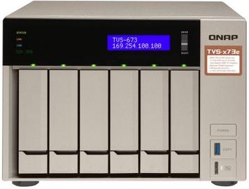 QNAP Systems TVS-673e-8G NAS 6-Bay