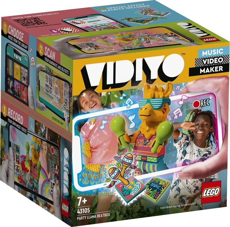 Konstruktorius LEGO VIDIYO Lama 43105