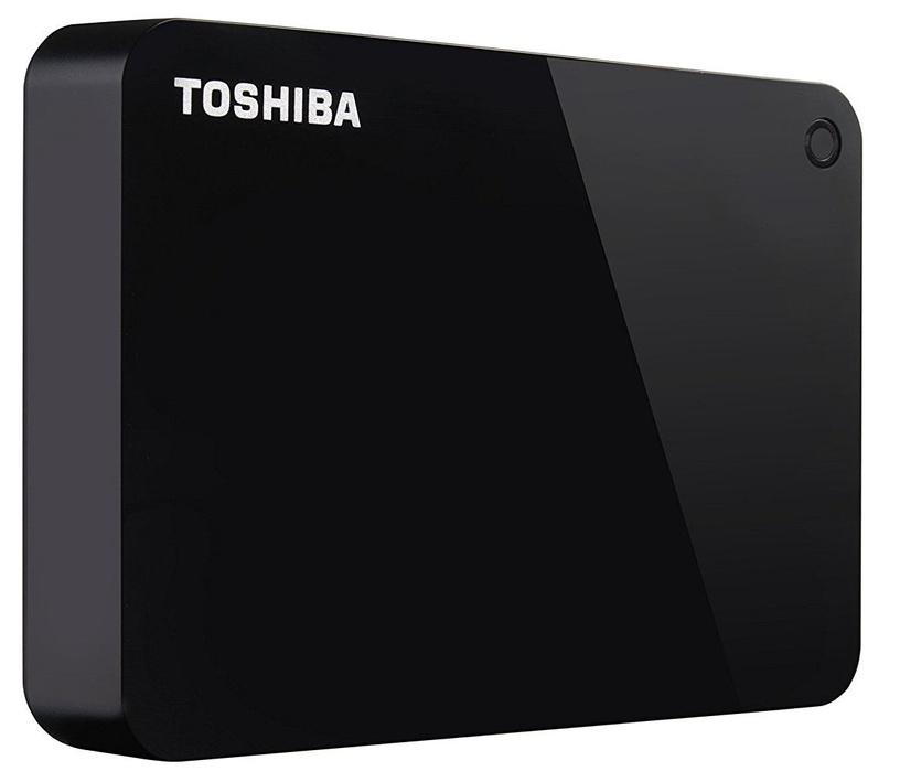 Жесткий диск Toshiba Canvio Advance, HDD, 1 TB, черный