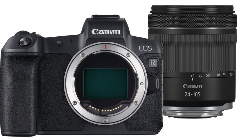 Canon EOS R + RF 24-105mm F4-7.1 IS STM Black