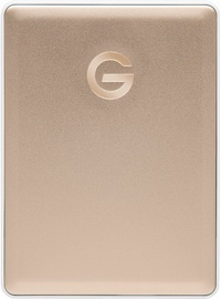 G-Technology G-Drive Mobile USB-C 2TB Gold