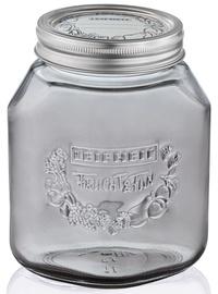 Leifheit Preserving Jar 1l Smokey Grey