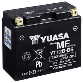 Аккумулятор Yuasa YT12B-BS, 12 В, 10 Ач, 210 а