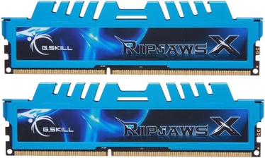 G.SKILL RipjawsX 16GB 2133MHz CL10 DDR3 KIT OF 2 F3-2133C10D-16GXM