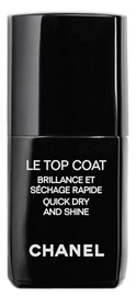 Chanel Le Top Coat Nail Brilliance Et Quick Dry And Shine 13ml