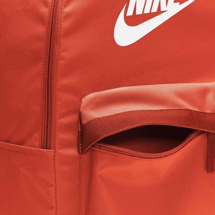 Nike Backpack Hernitage BKPK 2.0 BA5879 891 Orange