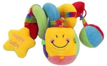 Ratiņu rotaļlieta Baby Mix Mix Sandy Spiral, daudzkrāsains