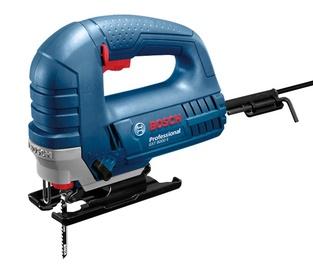 Elektrinis siaurapjūklis Bosch GST 8000 E, 710W