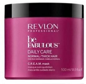 Revlon Be Fabulous Daily Care Cream Mask 500ml