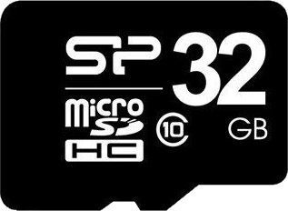 Silicon Power 32GB micro SDHC Class 10 SP032GBSTH010V10