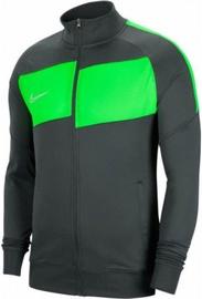 Джемпер Nike Dry Academy Pro BV6918 060, зеленый/серый, XL