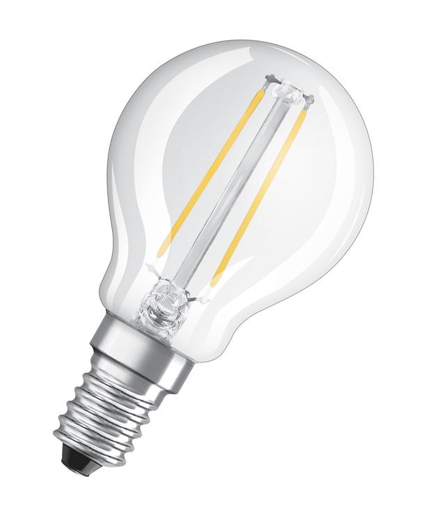 LAMPA LED FILAM P45 1.5W E14 2700K 136LM