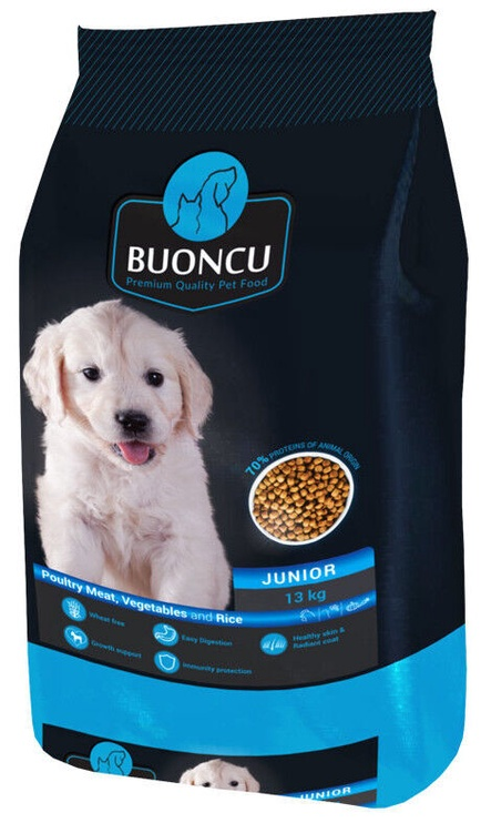 Buoncu Junior Poultry Meat And Vegetables And Rice 0.5kg