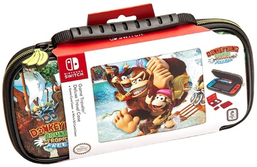 Nintendo Game Traveler Deluxe Travel Case Donkey Kong Country