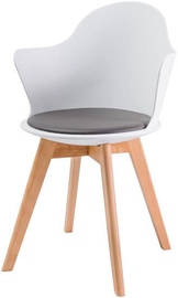 Стул для столовой Signal Meble Matteo III White, 1 шт.