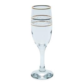 Šampano taurės 190 ml, 6 vnt