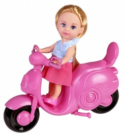 Artyk Doll Natalia On A Scooter 118524