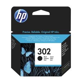 Rašalinio spausdintuvo kasetė HP 302, juoda