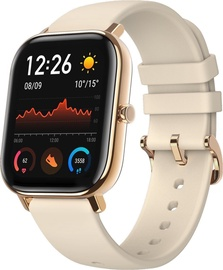 Išmanusis laikrodis Amazfit GTS Gold, aukso