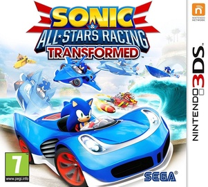 Sonic And All-Stars Racing: Transformed 3DS