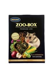 Pašaras žiurkėnams Megan Zoo-Box Premium Line, 520 gr