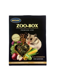 Megan Zoo Box For Hamsters 520g