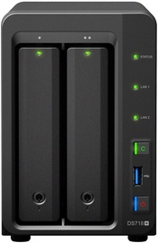 Synology DiskStation DS718+ 12TB Seagate Exos