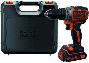 Black & Decker BL186K Compact Cordless Screwdriver