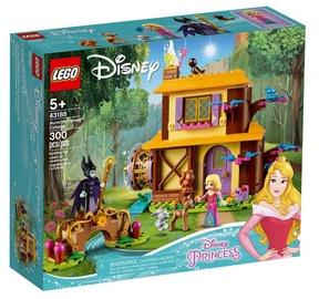 Konstruktorius LEGO Disney Auroras Forest Cottage 43188