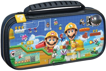 Nintendo Game Traveler Deluxe Travel Case Mario Maker 2