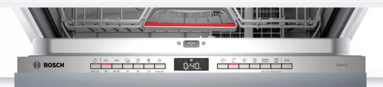 Įmontuojama indaplovė Bosch SMV4HTX31E
