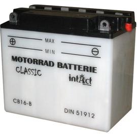Akumulators IntAct CB16-B, 12 V, 19 Ah, 190 A