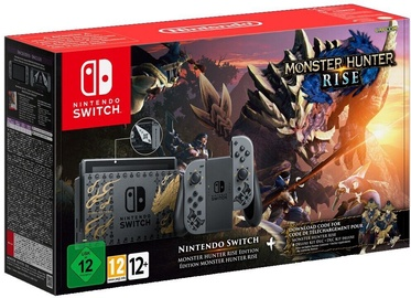 Nintendo Switch Monster Hunter Rise Edition V2