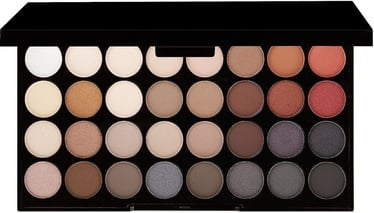 Makeup Revolution London Ultra 32 Shade Eyeshadow Palette 20g Flawless 2