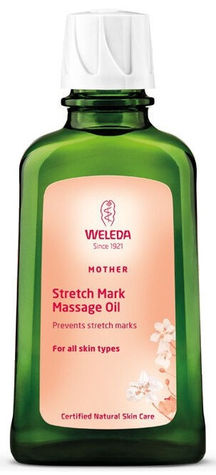 Масло для тела Weleda Mother Stretch Mark, 100 мл