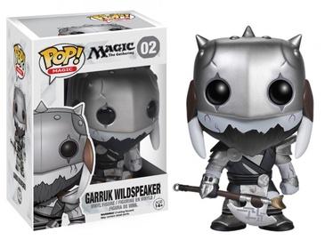 Funko Pop! Magic The Gathering Garruk Wildspeaker 02