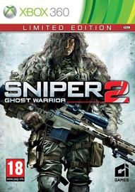Sniper Ghost Warrior 2 Limited Edition Xbox 360