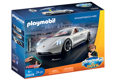 Konstruktorius Playmobil Movie 70078 porsche