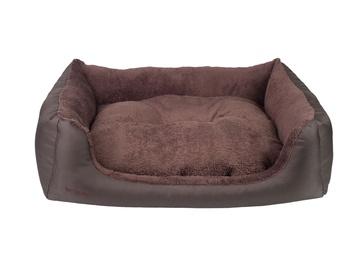 Кровать для животных Amiplay Aspen, коричневый, 460x580 мм