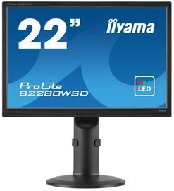 Monitorius Iiyama ProLite B2280WSD-B1
