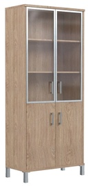 Skyland Born Office Cabinet B 430.4 90х45х205.4cm Oak