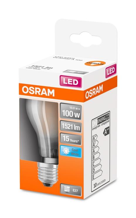 LAMPA LED A60 10W E27 4000K 1521LM MAT