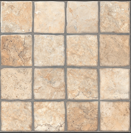 Akmens masės plytelės Carthage 3, 40 x 40 cm