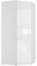 Skapis Tuckano Bella 03 White, 92x82x201 cm