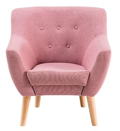 Signal Meble Nordic 1 Armchair Pink