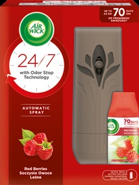 Õhuvärskendaja Air Wick Freshmatic Red Berries komplekt