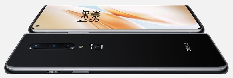 Mobilusis telefonas OnePlus 8 Onyx Black, 128 GB